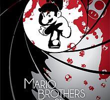 Mario the Spy by WinterWolfMedia
