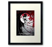 Mario the Spy Framed Print