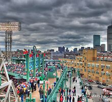 Fenway Park by Bruce Taylor