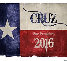 Ted Cruz (R) for President! by FT-Politics