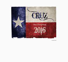 Ted Cruz (R) for President! Unisex T-Shirt