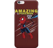 The Amazing Spider-Mew iPhone Case/Skin