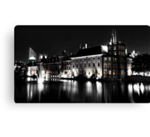 The Binnenhof Canvas Print