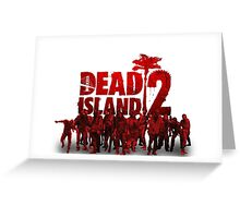 Dead Island 2 Greeting Card