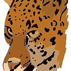 Leopard  by tigerwolf09