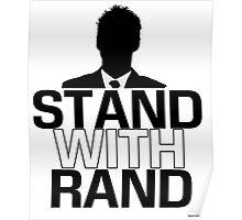 Rand Paul (R-KY) for President! Poster