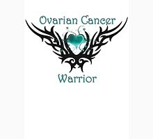 Ovarian Cancer Warrior Unisex T-Shirt