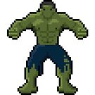 The Incredible Hulk by themaddesigner