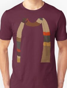 Doctor Who Scarf T-Shirt