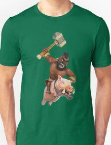 Angry Hog Rider T-Shirt