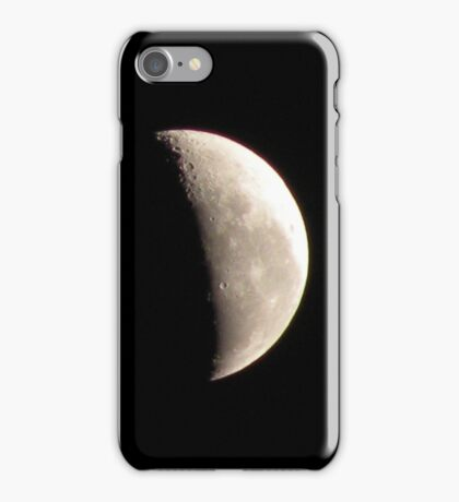 Half Moon 6 June 2010 iPhone Case/Skin