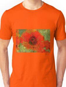 Poppy Field 14  Unisex T-Shirt