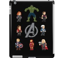 Assemble! iPad Case/Skin