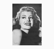 Rita Hayworth in Graphite Pencil Unisex T-Shirt