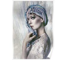 Opal Woman Poster