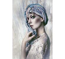 Opal Woman Photographic Print
