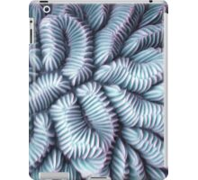 Pic Your Brain Coral (Charged) iPad Case/Skin