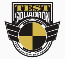 Test Squadron Best Squadron Kids Clothes