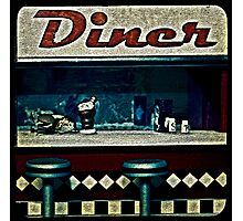 Ttv: Diner Photographic Print