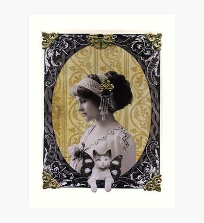 Belle Epoque Art Print