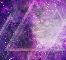 Triangle Galaxy by EmiBeth