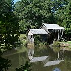 Mabry Mill by Harry Hoover