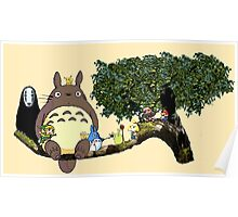 Totoro and More Poster
