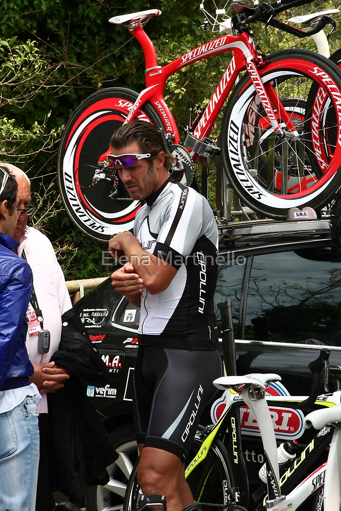 Mario Cipollini by Elena Martinello