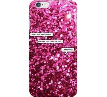 Ladies and Gentlemen 3 iPhone Case/Skin