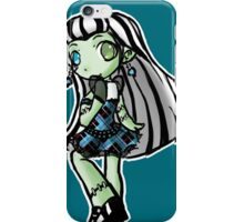 Monster High: Chibi Frankie iPhone Case/Skin