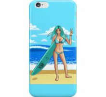 Sufer Babe iPhone Case/Skin
