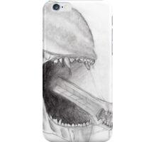 Aliens (Xenomorph) iPhone Case/Skin