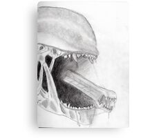 Aliens (Xenomorph) Metal Print