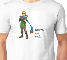 Scarves are cool  Unisex T-Shirt