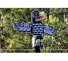 The Totem Pole Photographic Print