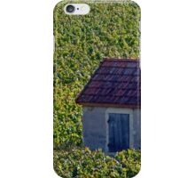 Vineyard Hut iPhone Case/Skin