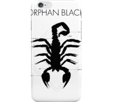 Pupok - Orphan Black iPhone Case/Skin