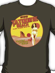 Tatooine Beach T-Shirt