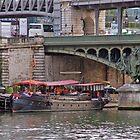 Bridge Mooring by phil decocco