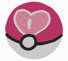 Pokemon Love Ball by aurora-borealis
