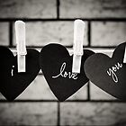 I LOVE YOU by Stephen Hart