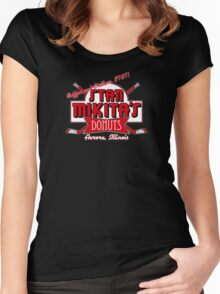 Stan Mikita's Women's Fitted Scoop T-Shirt