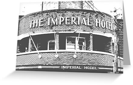 Imperial Notes by Paul Todd