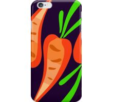 Carrot Powers. iPhone Case/Skin