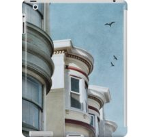 On Being Blue iPad Case/Skin
