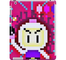 Pixel Bomberman iPad Case/Skin