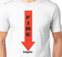 Fire Extinguisher © Unisex T-Shirt