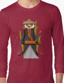 Tiger Samurai Long Sleeve T-Shirt