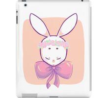 Flower Crown iPad Case/Skin