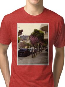 It's Plum Springtime Tri-blend T-Shirt